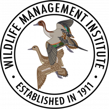 Wildlife Management Institute (WMI) logo, seal