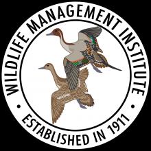 Wildlife Management Institute (WMI) logo, seal